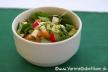 3 x zeleninové šaláty (0 SJ)